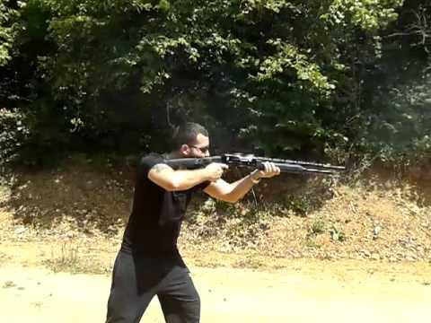 Sidoma Av Tüfeği 50 Gram Magnum Fişek Atışı