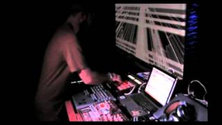 TECHNO REUNION with KNOBS - 21/04/12 init club (Video by Yugo)