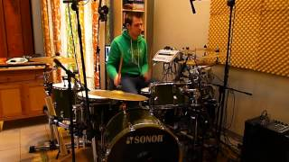 Young,Wild and Free - Snoop Dogg and Wiz Khalifa ft. Bruno Mars (Drum cover) - Jelath.O