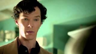 Sherlock Holmes - John: 'Of course you're my best friend'