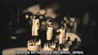 The Supremes -Stop  In The Name Of Love  subtitulos en español
