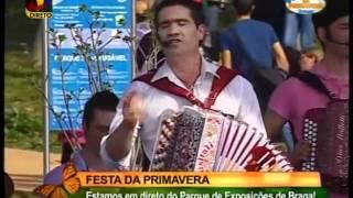 Jorge loureiro e sua banda em direto de Braga