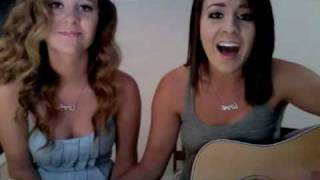 "Taylor Swift ""Mine"" by Megan and Liz"