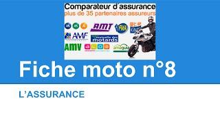 Fiche moto n°8 : l'assurance