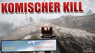 Was sind das denn für Kills?! Battlefield 1
