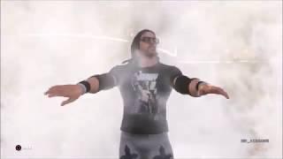 WWE 2K18 JOHN MORRISON(MUNDO) ENTRANCE SHOWCASE!