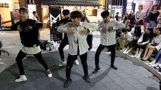 JHKTV] 홍대댄스hong dae street dance PMP team  blood sweat & tears