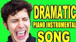 DRAMATIC SONG - Toby Turner (Piano Instrumental) [HD]