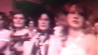 Teixeirinha no programa  festa baile de Agnaldo Raiol 1983