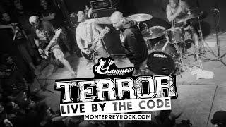 Terror - Live by the Code - La Tumba
