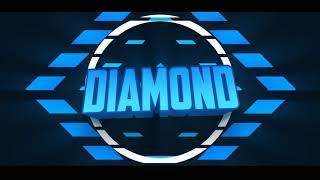 Amazing Blue 2D Intro For Diamond! :O
