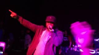 Raekwon - C.R.E.A.M. Live @ The Terrace 1/7