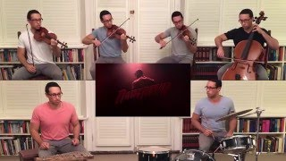Marvel's Daredevil Theme Music - String Quartet and Percussion
