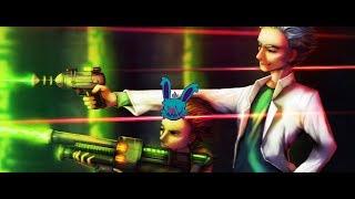 Rick And Morty - Evil Morty (BOIRIA Dubstep Remix)