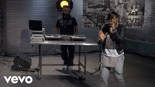 Rapsody - Thank You Very Much - Vevo dscvr (Live)
