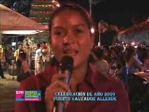 EPN Puerto Salvador Allende 2009
