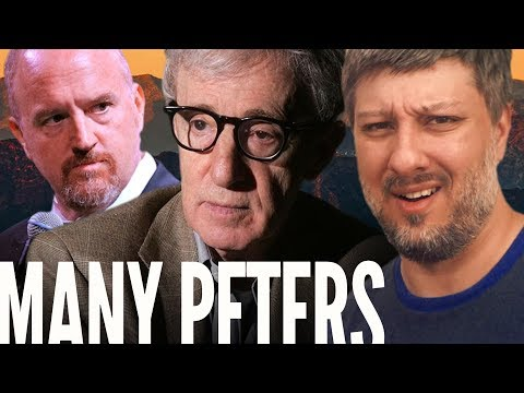 Why Do We Defend Hollywood Predators? | Many Peters⁹