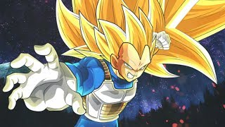 Super Saiyan 3 Vegeta - Theme Song ! [Unofficial]