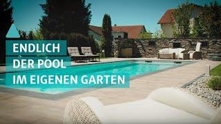 Tipp: Der Traum vom eigenen Pool im Garten