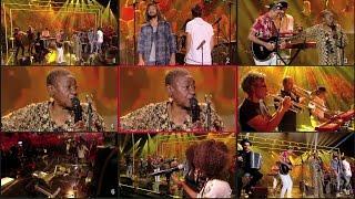 """Calypso Rose / C.Capéo / Patrice / Fréro Delavega """"Waiting In Vain"""" (Mosaïque)"""