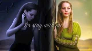 Evanescence~ Forgive Me (lyrics)
