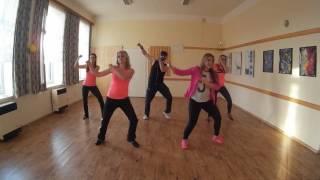 Shakira - Chantaje ft. Maluma Zumba- Lopdance Choreography