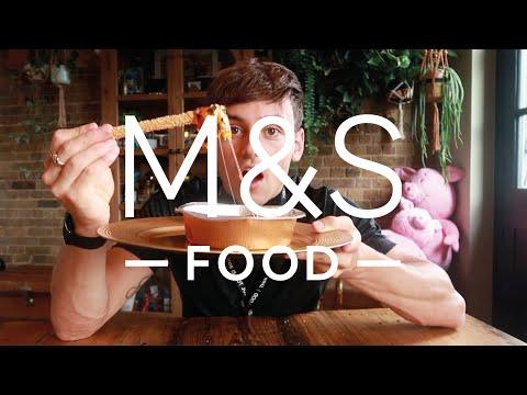 Tom Daley taste-tests M&S Christmas food! | M&S FOOD