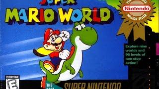 Cheats Super Mario World Super Nintendo (Emulador)