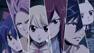 [AMV] Fairy Tail - Worlds Collide