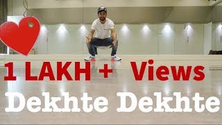 Atif A: Dekhte Dekhte Dance Choreography   Batti Gul Meter Chalu   Shahid K Shraddha K