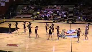 Cheer Dance Team Feb 16,2013