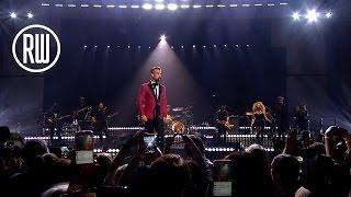 Robbie Williams | Love My Life | BRITs Icon Award Show