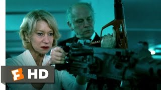 Red (9/11) Movie CLIP - Chaos in the Parking Garage (2010) HD