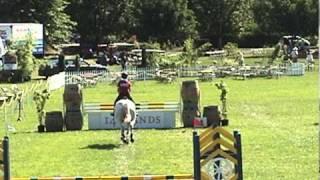 Jessica Petro rides Savoy at the Evergreen Classic