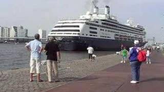 m.s. Rotterdam 2006 Rotterdam call video 2