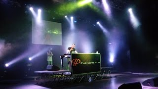ZOMBOY Intro Live @ Phenomenon, 09/05/2015