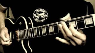 JURASSIC PARK - Metal Guitar Cover Version, Chris Barker