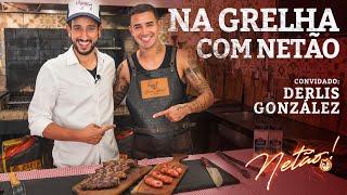 Asado de Tiras e Toscana! – Na Grelha com Netão! Convidado DERLIS GONZÁLEZ | Netão! Bom Beef #59