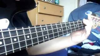 Blessthefall - Guys Like You Make Us Look Bad (Bass Cover)