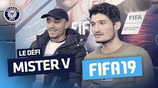 Mister V défie Klemo sur FIFA 19 !