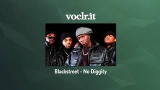 Blackstreet - No Diggity (Acapella)
