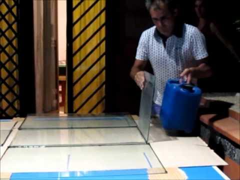 Come costruire un acquario originale fai da te mania for Depuratore per acquario tartarughe