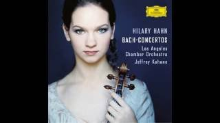 Hilary Hahn - J.S. Bach 3. Allegro Assai BWV 1041, Violin Concerto