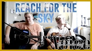 Two and a half voice - reach for the sky (Social distortion cover)