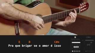 Videoaula Mudando de Assunto (violão completa)