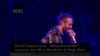 David Guetta' Malandramente'' Tomorrowland Brasil!