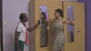 funny & hot scenes in tulu movie- [film-Dhaniklena joklu.] width=
