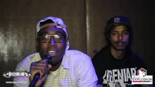 SIHHRADIO.NET - @DARKKENT11 & @JFLIZZY -  LIVE AT BLACK THORN 51