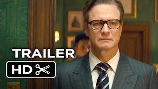 Kingsman: The Secret Service Official Trailer #3 (2015) - Colin Firth, Samuel L. Jackson Movie HD