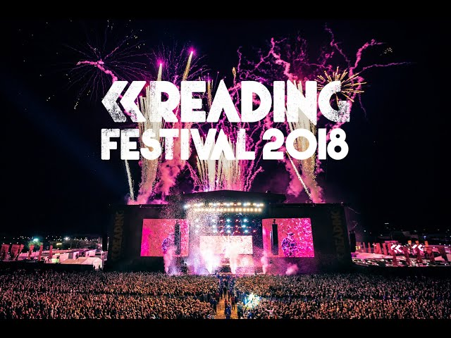 Reading Festival 2018 highlights video